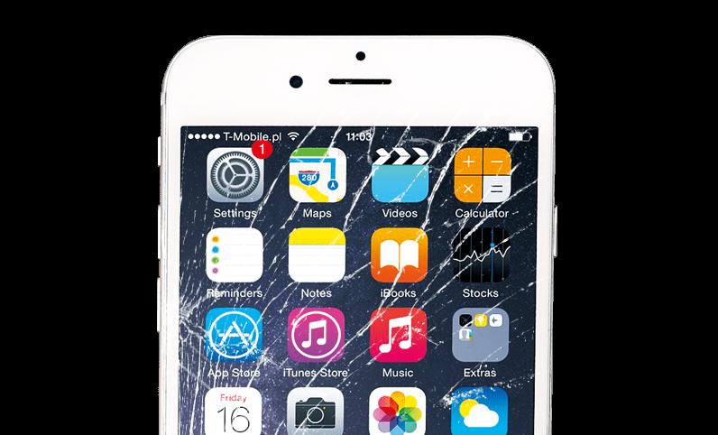 iPhone修理 ガラス交換修理